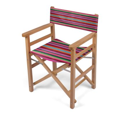 Directors Chair – Serape-Print #9