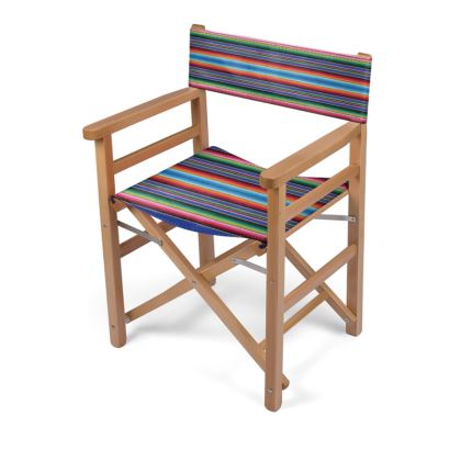 Directors Chair – Serape-Print #10