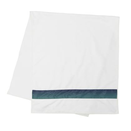 Strip Towels - Japanese flowers and leaves pattern Engraved Remix