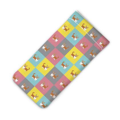 Cardigan Corgi Pattern IPhone Slip Case