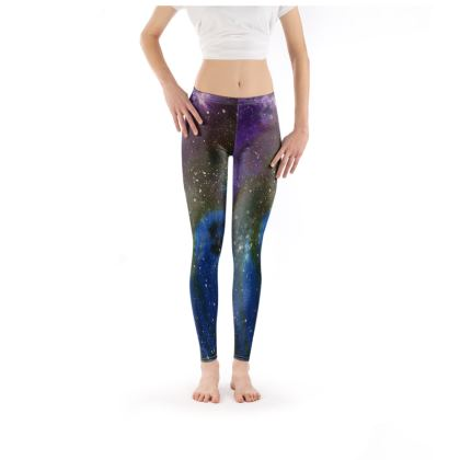 Leggings / Galaxink