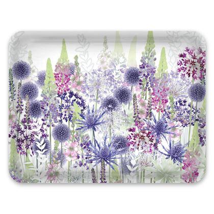 Tray -  Flower Dance
