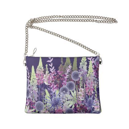 Midnight Flower Dance Crossbody Bag (2)
