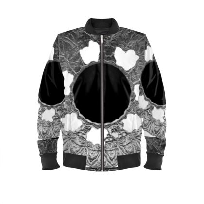 Men's Bomber jacket Circle Confetti Range