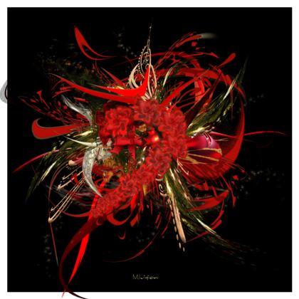 Serving Platter - Uppläggningsfat - Christmas Mismatch