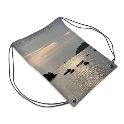 Morning Views from Helford Passage Swim Bag