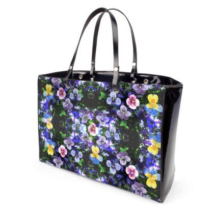 VIDA Tote Bag - Veil of Daisies by VIDA hFgHXDxI