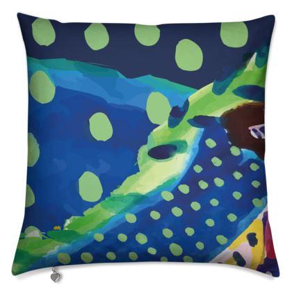 Coral Cushions
