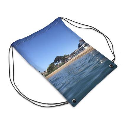 A swim eye View of Gylly swim Bag