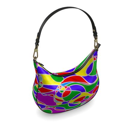 Curve Hobo Bag - With Bags of Summer Colour