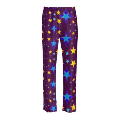Ladies Silk Pyjama Bottoms