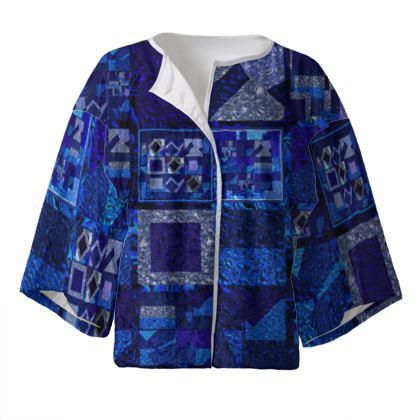 Kimono elegante linea Ricami