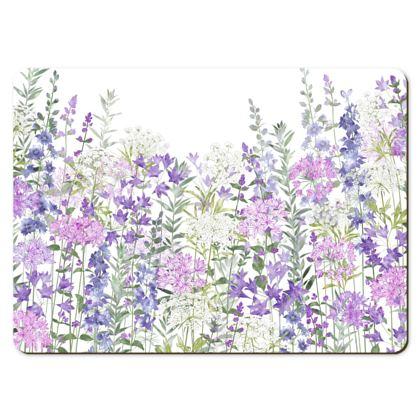 Large Placemats - Floral Symphony
