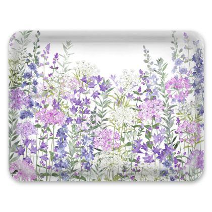 Tray - Floral Symphony