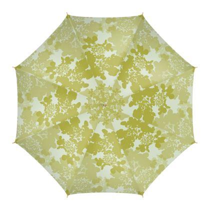 Hydrangea (Umber) - Umbrellas