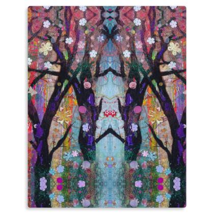 Spirit of Spring Premium Art Print on Metal Panel