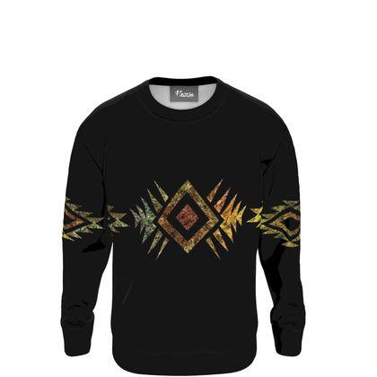 Flossie Aztec Sweatshirt