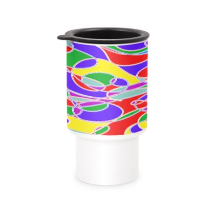 Travel Mug - Bring Colour To Your Journey