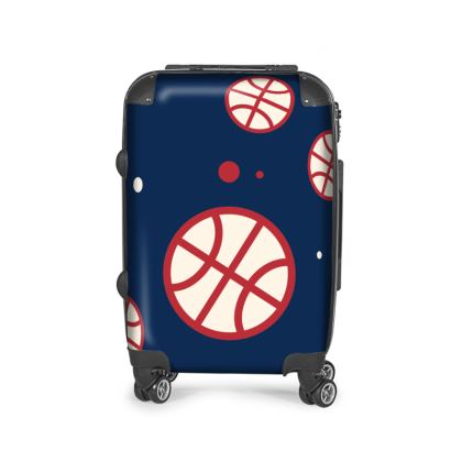 Suitcase for sports lovers.
