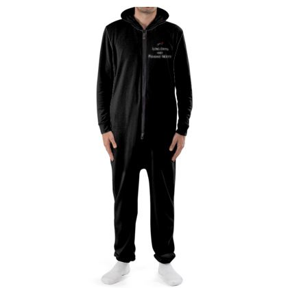 Onesie - Long Days and Pleasant Nights (White text)