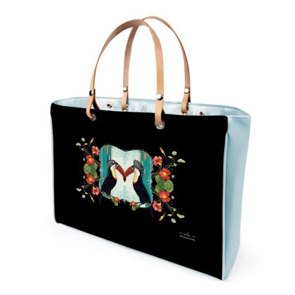 Toucan Love Handbag