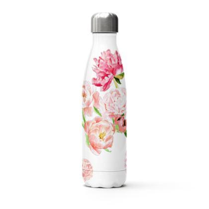 Thermal bottle - Peonies