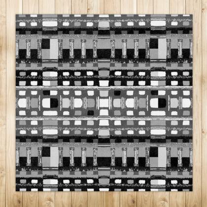 Mono Square Rug