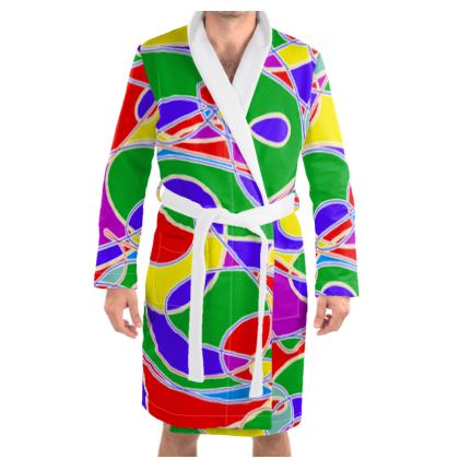 Dressing Gown - Incredibly Soft Fabric To Help You Relax