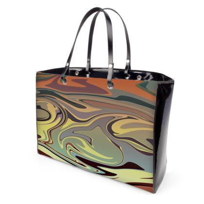 Handbags - Marble Rainbow 1