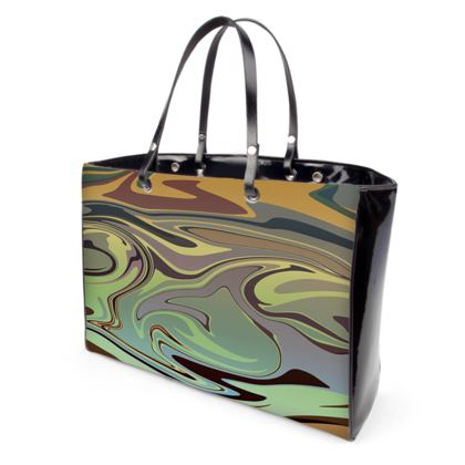 Handbags - Marble Rainbow 2