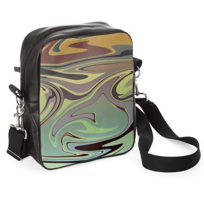 Shoulder Bag - Marble Rainbow 2