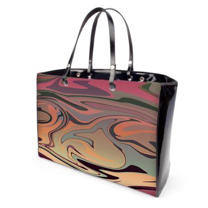 Handbags - Marble Rainbow 3