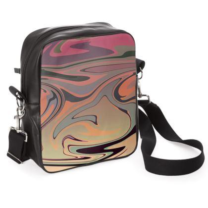 Shoulder Bag - Marble Rainbow 3
