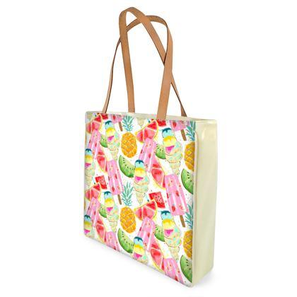 icecream shopper bag