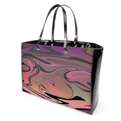 Handbags - Marble Rainbow 4