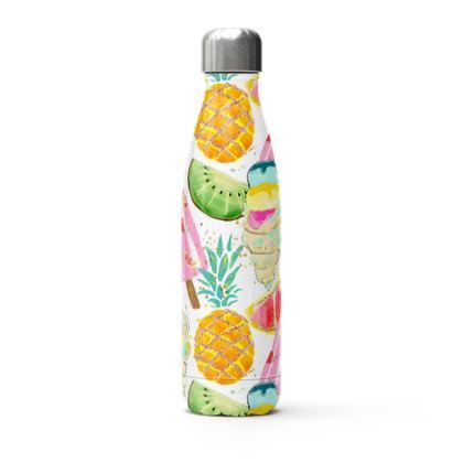icecream stainless steel thermal bottle