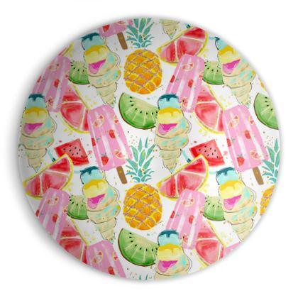 icecream ornamental bowl