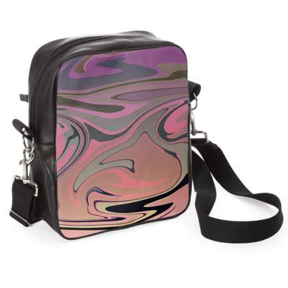 Shoulder Bag - Marble Rainbow 4