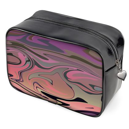 Wash Bags - Marble Rainbow 4