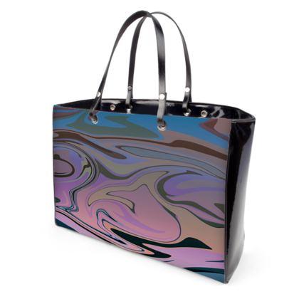 Handbags - Marble Rainbow 5