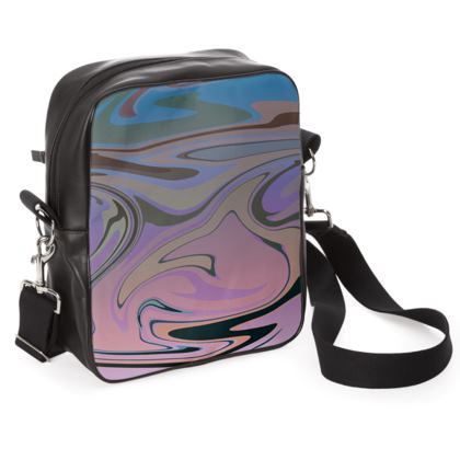 Shoulder Bag - Marble Rainbow 5