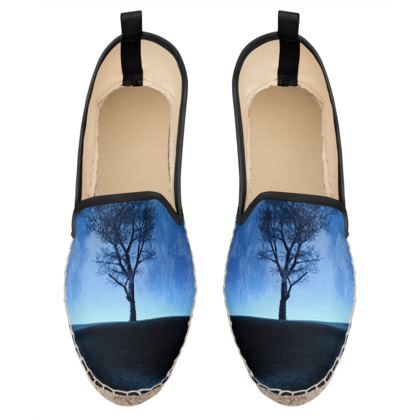 the lonely tree loafer espadrilles