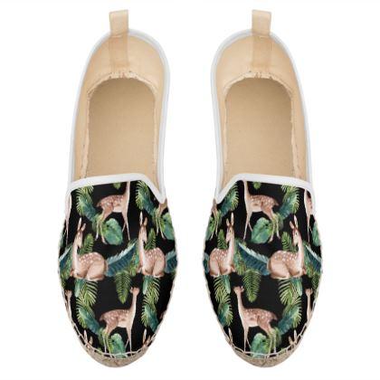 deers loafer espadrilles