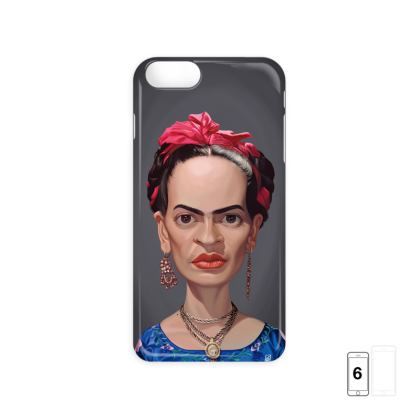 Frida Kahlo Celebrity Caricature iPhone 6 Case