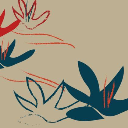 HANAMI Cushion (Reversible Sand)