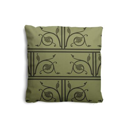 Pillows Set - Medieval Pattern from The Practical Decorator 1 of 8