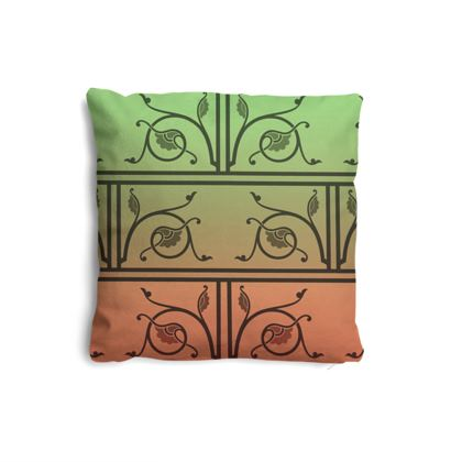 Pillows Set - Medieval Pattern from The Practical Decorator 2 of 8