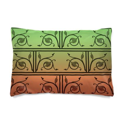 Pillow Case - Medieval Pattern from The Practical Decorator 2 of 8