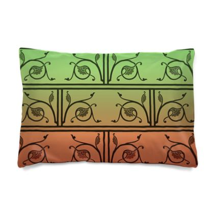 Pillow Case JAPAN - Medieval Pattern from The Practical Decorator 2 of 8