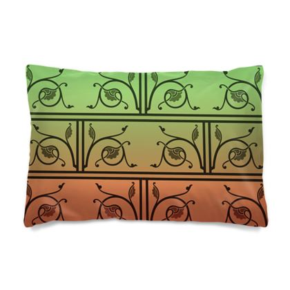 Pillow Cases Sizes - Medieval Pattern from The Practical Decorator 2 of 8